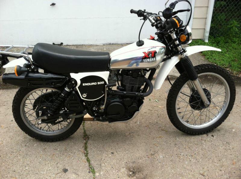 Yamaha Xt500 For Sale Craigslist – Motorcycle Image Ideas