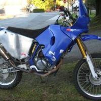 2WD - 2004 Yamaha WR450F 2-Trac