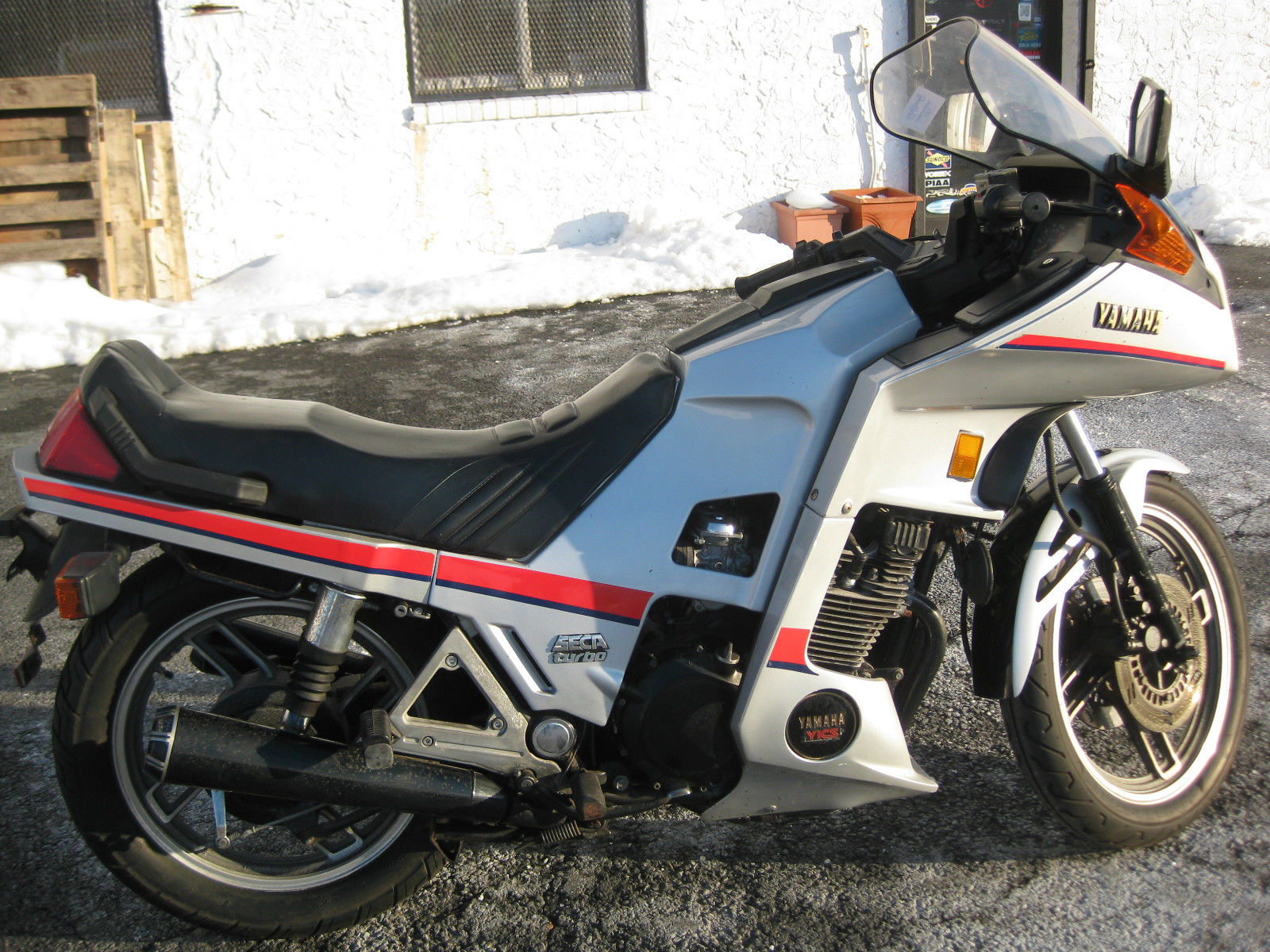 Yamaha Seca Turbo Mpg
