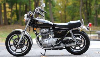Custom and Special – 1981 Yamaha XS650 Special II – Bike-urious