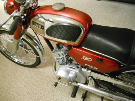 Yamaha YCS-1 180 Bonanza - Left Side