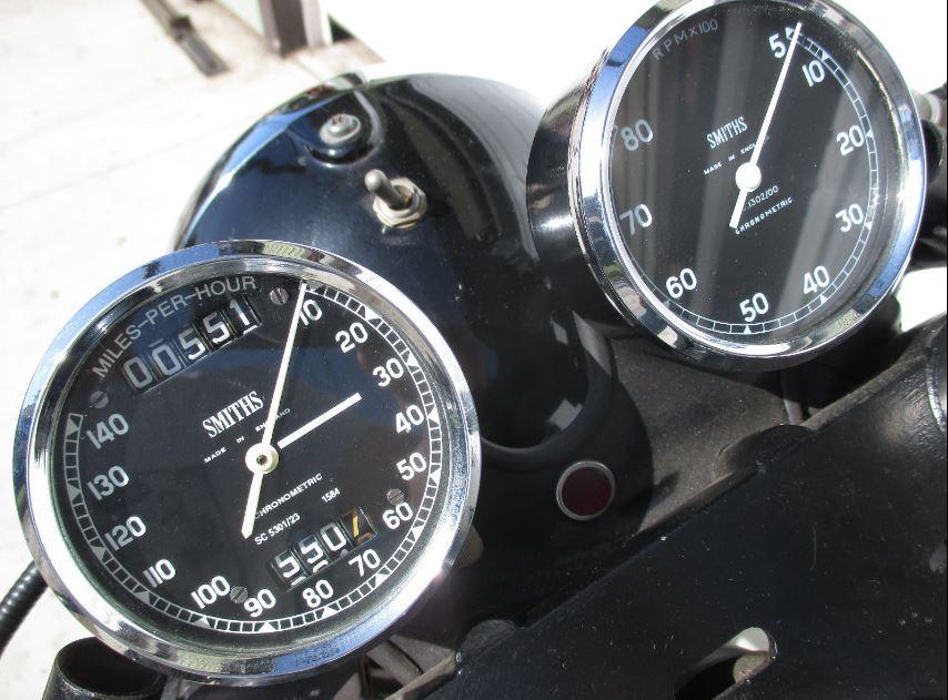 Yankee Engineuity XRCR - Gauges
