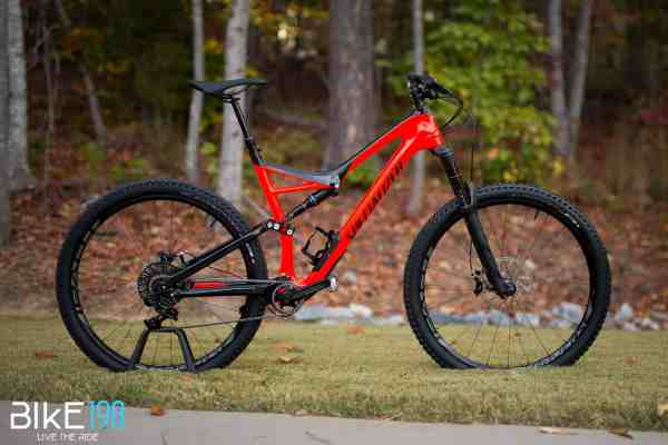Specialized Stumpjumper - Year of Clean Water