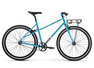 New 2018 Raleigh Carlton Mixte Complete City Bike