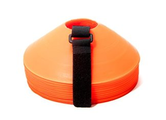 """Shot Taker Co. 2"""" Disc Cones 