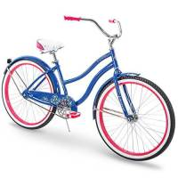 "Huffy 24"" & 26"" Beach Cruiser Bike for Men & Women"