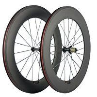 SunRise Bike 88mm Wheelset Clincher 700c Carbon Cyclocross Rim