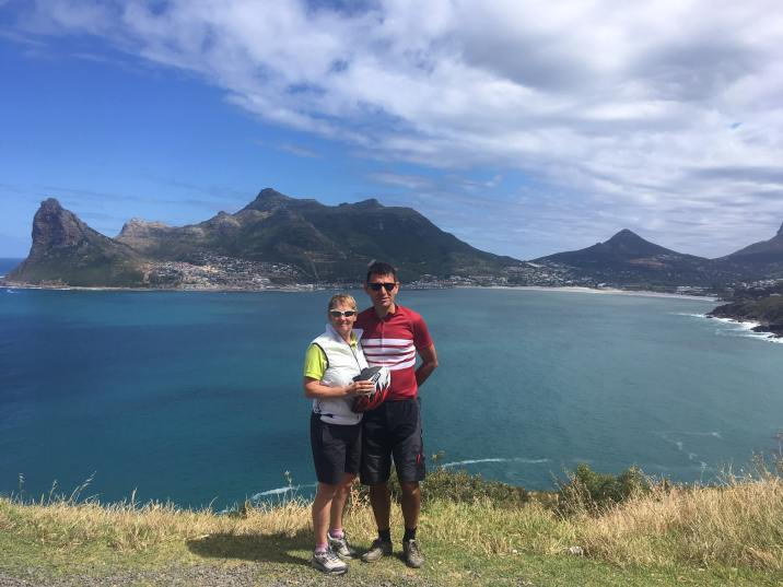 Bike and Hike Cape Town Peninsula Cycle