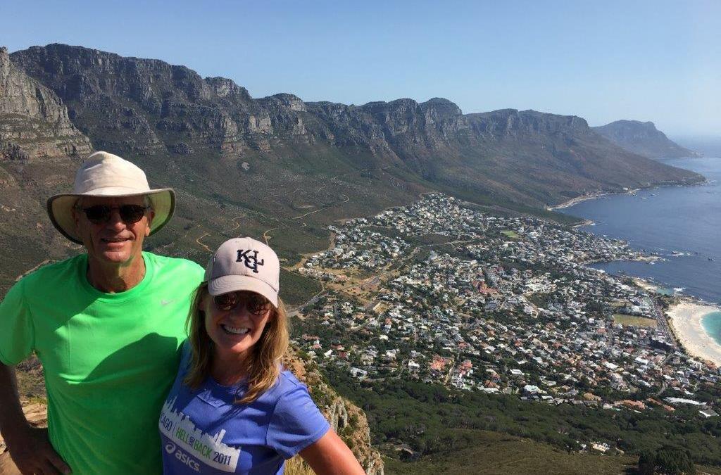 Lion's Head Hike, Cape Town (3-4hr)
