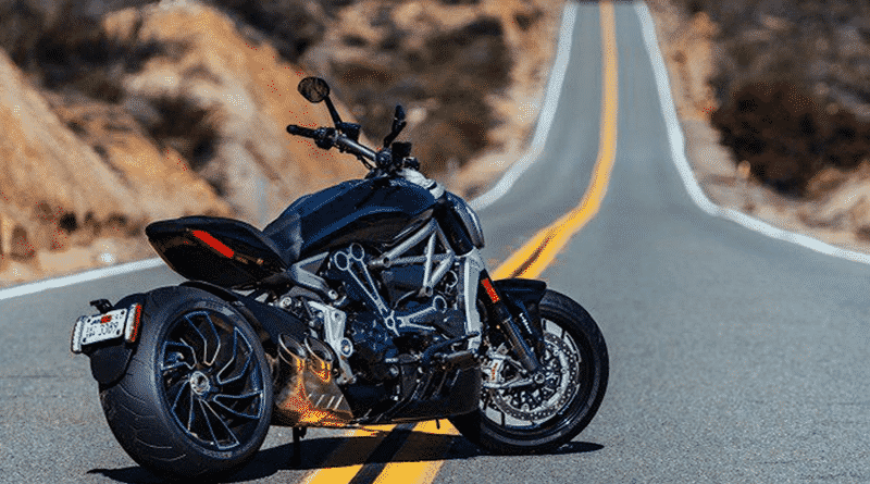 DUCATIS New Cruiser The XDiavel S Has Won Red Dot Award 2016 Best Of For Its Style And Design