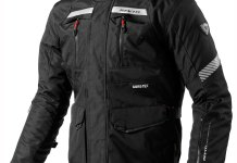 Cheapest Rev It! Neptune Jacket GTX - Black - Price Comparison