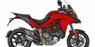 Ducati Multistrada Recall