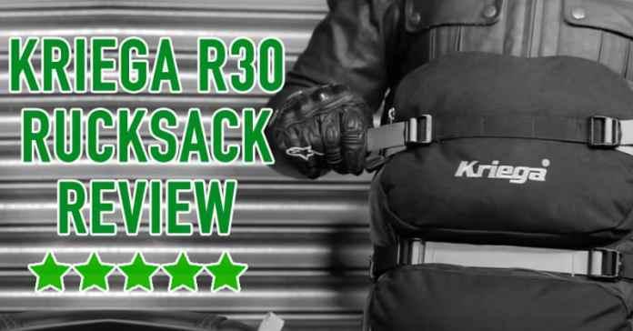 Kriega R30 Rucksack Review