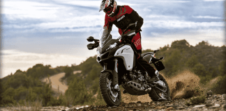 Ducati MultiStrada 1200 Off Road Event