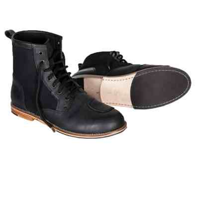 Cheapest-Spada Pilgrim Shoes - Black-price-comparison