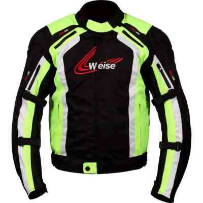 Cheapest Weise Corsa Jacket WP - Black Yellow - Price Comparison