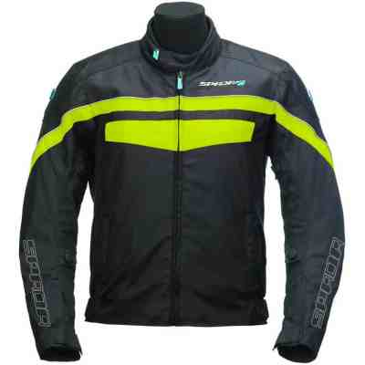 Cheapest Spada Energy 2 Jacket WP - Black Yellow - Price Comparison