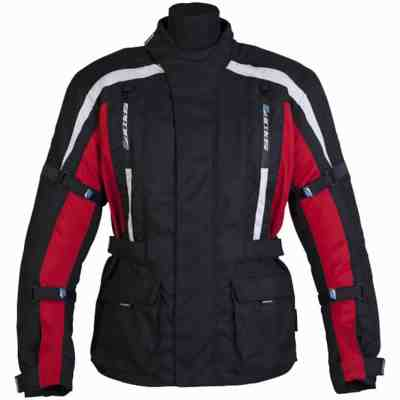 Cheapest Spada Jacket Core WP Black Red - Price Comparison