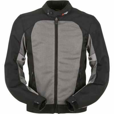 Cheapest Furygan Genesis Mistral Evo Jacket - Black Grey - Price Comparison