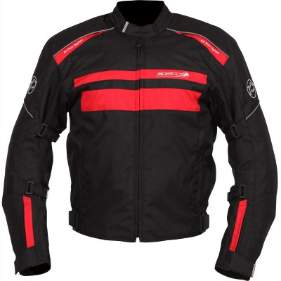 Cheapest Buffalo Modena Jacket WP - Black Red Price Comparison