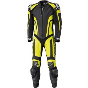 Cheapest Held Fast Pace 1 Piece Leather Suit - Black / Fluorescent Yellow Price Comparison