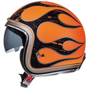 Cheapest MT Le Mans Flaming - Matt Fluo Orange / Black Price Comparison