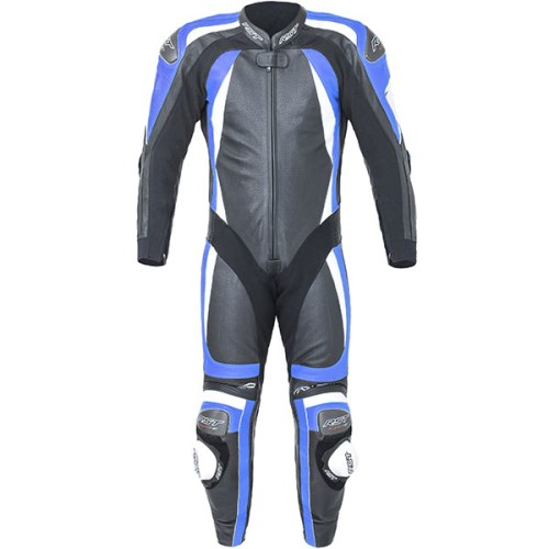 Cheapest RST Pro Series CPXC-2 Leather Suit - Black / Blue Price Comparison