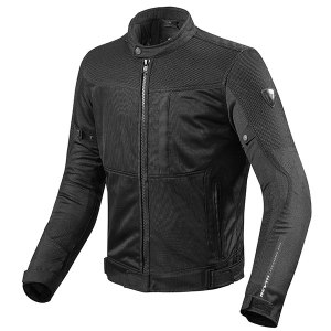 Cheapest Rev'it Vigor Textile Jacket - Black Price Comparison