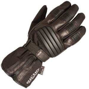 Cheapest Richa Ladies 9904 Waterproof Glove - Black Price Comparison