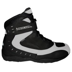 Cheapest Richa Slick Waterproof Boots - Black / White Price Comparison