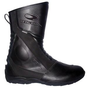 Cheapest Richa Zenith Waterproof Boots - Black Price Comparison