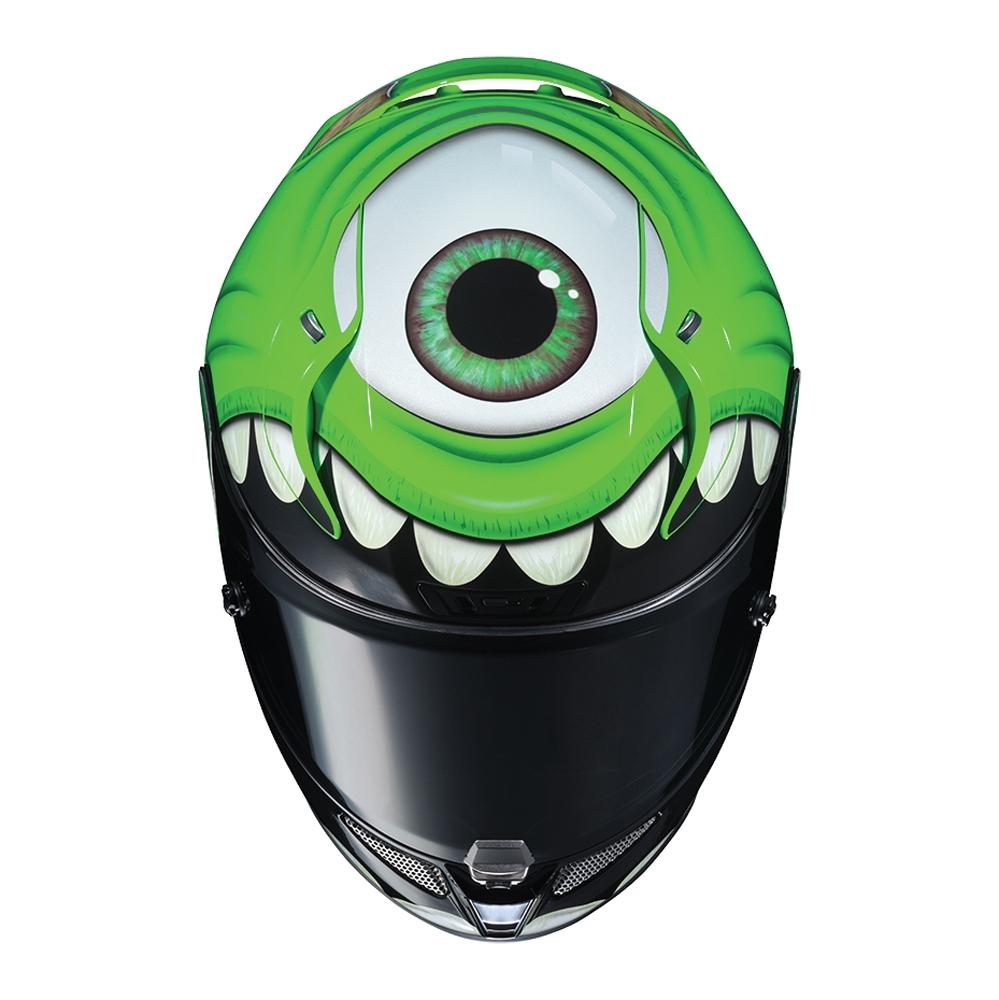 Mike Wazowski HJC Helmet