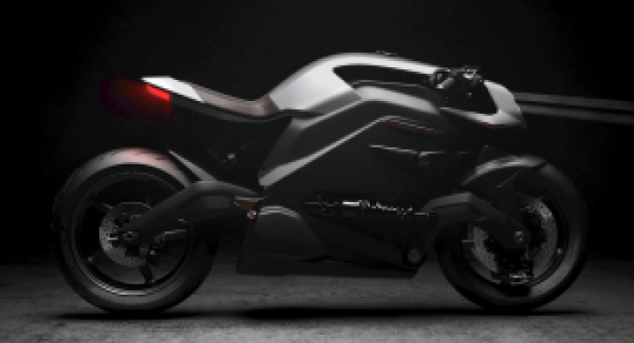 Arc Vecotr low emission motorcycle