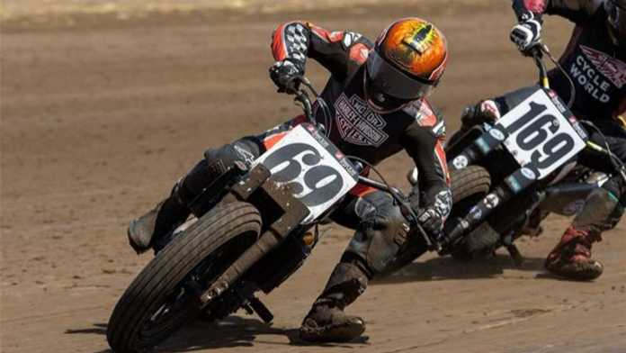 Harley-Davidson Announces Its Flat Track Factory Riders