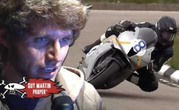 Guy Martin Talks Us Around The Isle Of Man TT