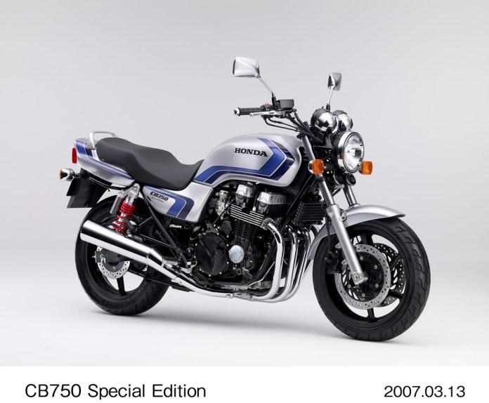 2007 Honda CB750 Special Edition