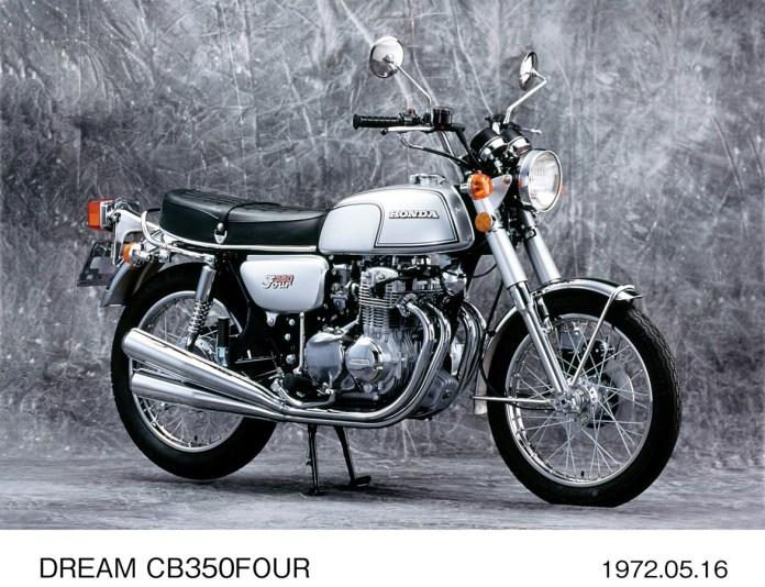 1972 Honda CB350F