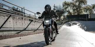 Watch This Zero SR/F Smoke A Ducati 959