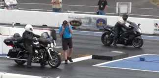 Can A Harley Take The Turbo Busa's Drag Strip Throne?