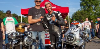 Honda Motor Europe continues its CB750 50th Anniversary celebrations and CB1000R customisation programme at Glemseck 101