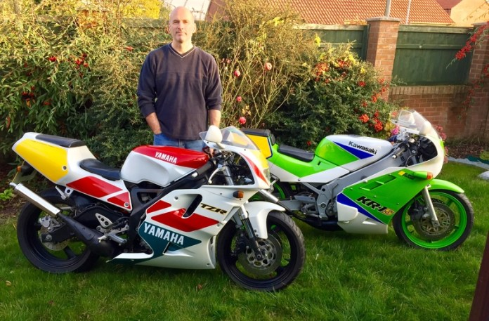 Paul's 1990s two-stroke engine addiction