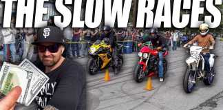 Slow Races Test Skill Rather Than Speed