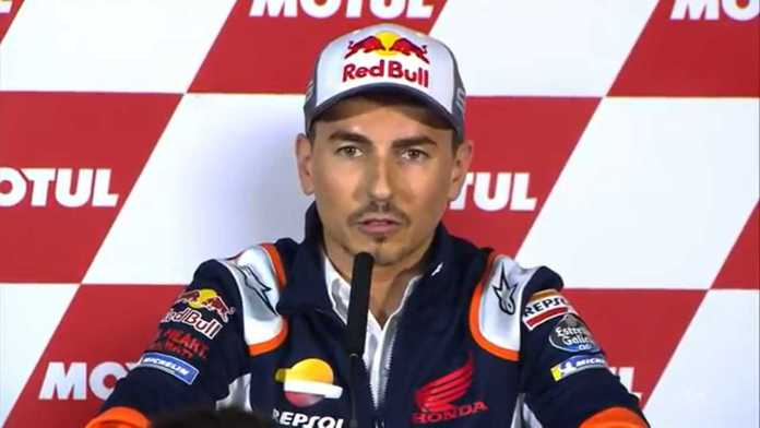 Three-Time MotoGP Champion Jorge Lorenzo Is Calling It Quits