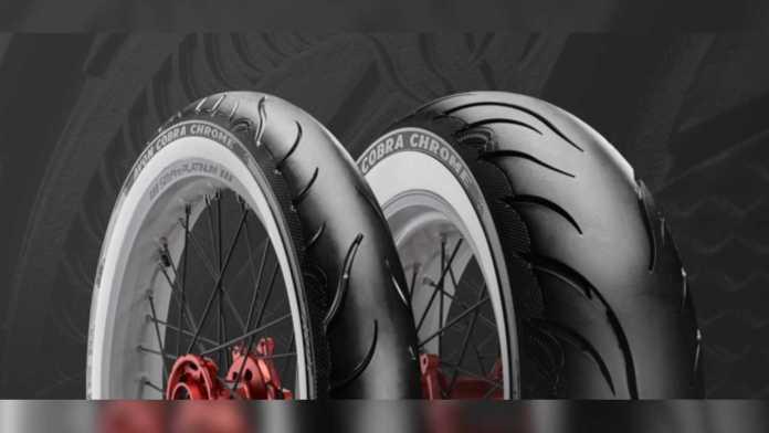 Some Avon Cobra Chrome Tires May Unexpectedly Fail