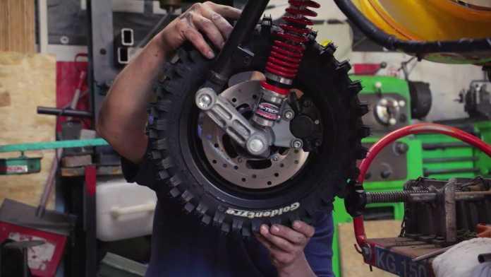 Meet VespaCross, Your New Favorite Form Of Racing