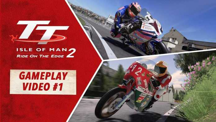 Check Out This TT Isle Of Man 2 Gameplay Video