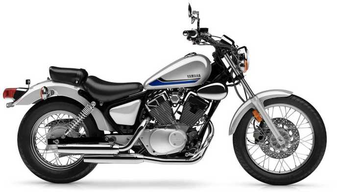 The 2019 Yamaha XV250's Engine May Stall Or Seize