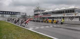 2020 Moto Guzzi Fast Endurance