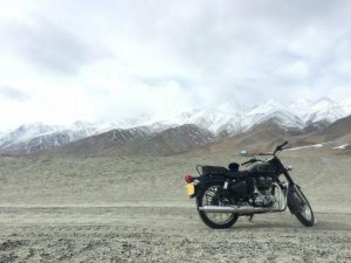 motorbike in europe
