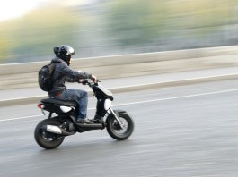 Moped v scooter: What's the difference?
